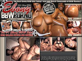 The Best Ebony BBW Site Today! Join and Watch Thousands of BBW Movies!