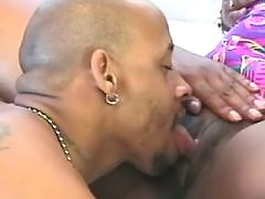 Horny plump sista loves big peckers