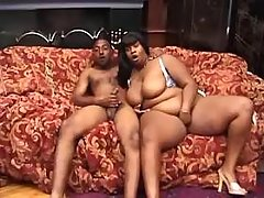 Chubby black sista gets hard fuck and cum outdoor black fat xxx